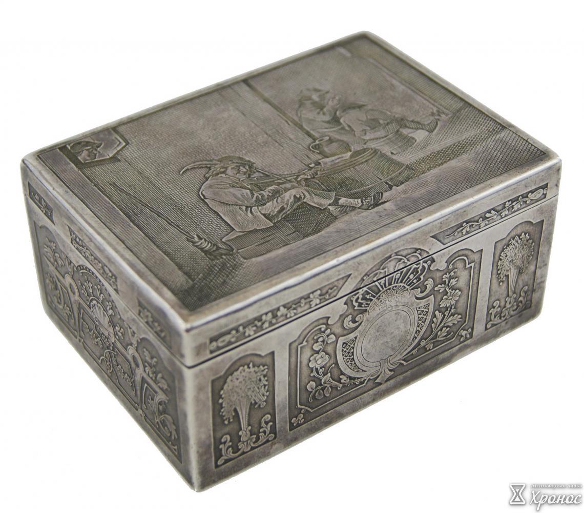 Коробка для табака марсель новотко википедия